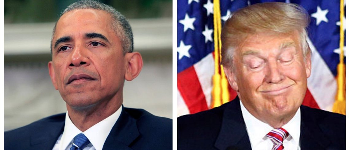 Barack Obama, Donald Trump (Getty Images)