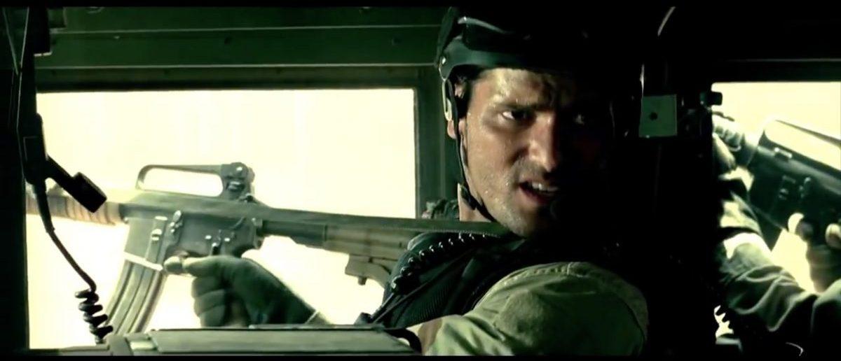 Black Hawk Down (Credit: Screenshot/Youtube thegeneral123)