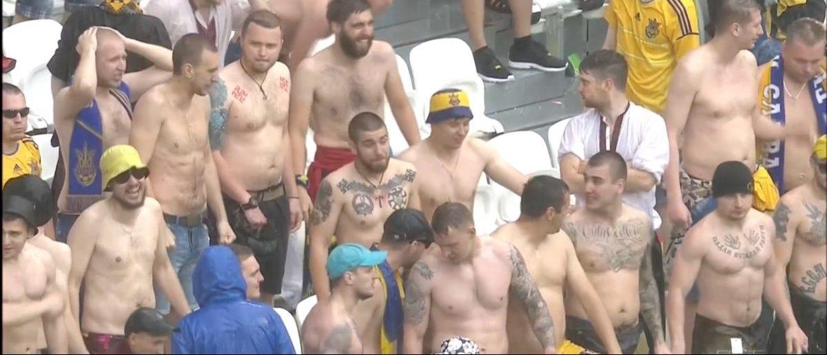 Europe soccer (Credit: Screenshot/Streamable Video)
