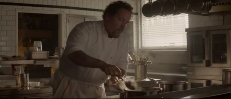 The chef from the movie 'Chef' probably paid too much for his pots and pans (YouTube Screenshot/Jon Favreau)