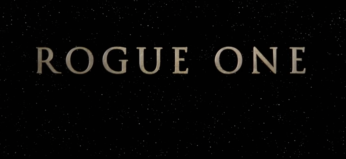 "Rogue One: This movie takes place in the world of Star Wars, before the events of ""A New Hope."" Rogue One follows a group of rebel fighters as it travels through the universe and attempt to steal the plans for the Death Star. (Photo: YouTube screen grab)"