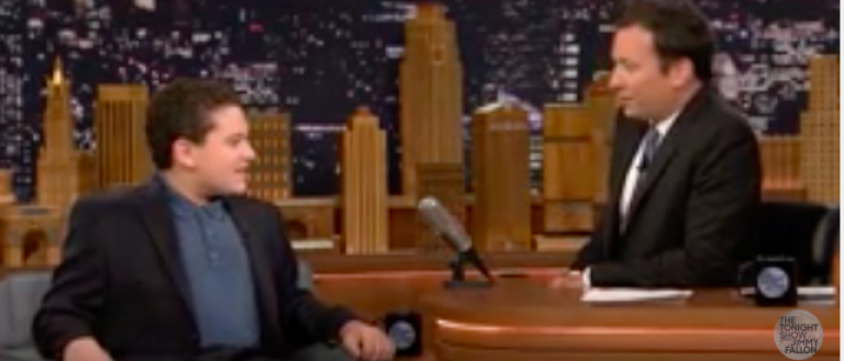 Jimmy Fallon With Jack Aiello (You Tube Screen Shot )2016-06-23 at 1.27.41 PM
