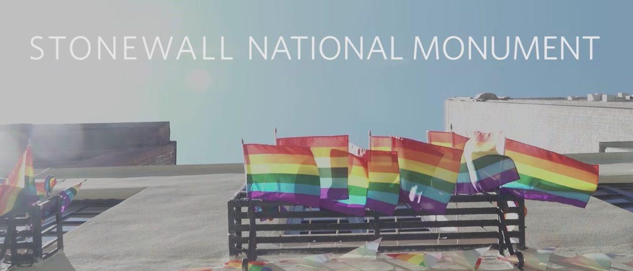 Stonewall National Monument (White House YouTube)