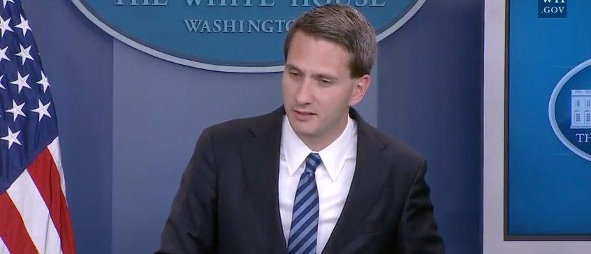 Deputy White House Press Secretary Eric Schultz (White House YouTube)