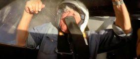 Jay Leno Survives Terrifying Rollover Crash [VIDEO]