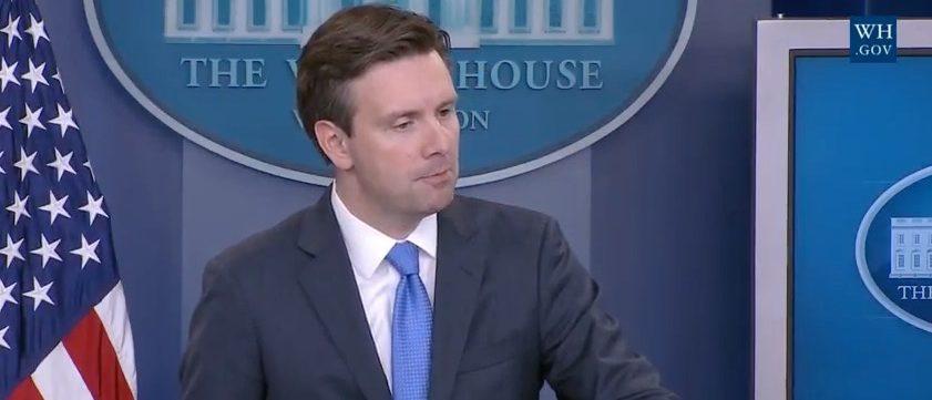 White House Press Secretary Josh Earnest (White House YouTube)