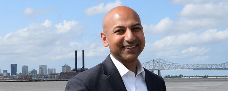 Abhay Patel/ Louisiana GOP Senate Candidate 2016/ Photo: Patel For Senate