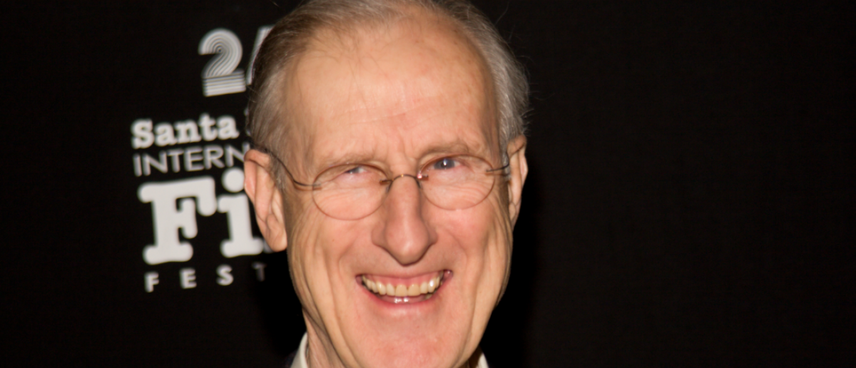 "Festival Juror James Cromwell, (G.H. W. Bush in ""W"") cracks a grin at the 24th Santa Barbara International Film Festival in Santa Barbara, CATerry Straehley / Shutterstock.com"