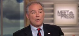 Tim Kaine, June 26: I Can't Mishandle Classified Information 'With No Consequence' [VIDEO]