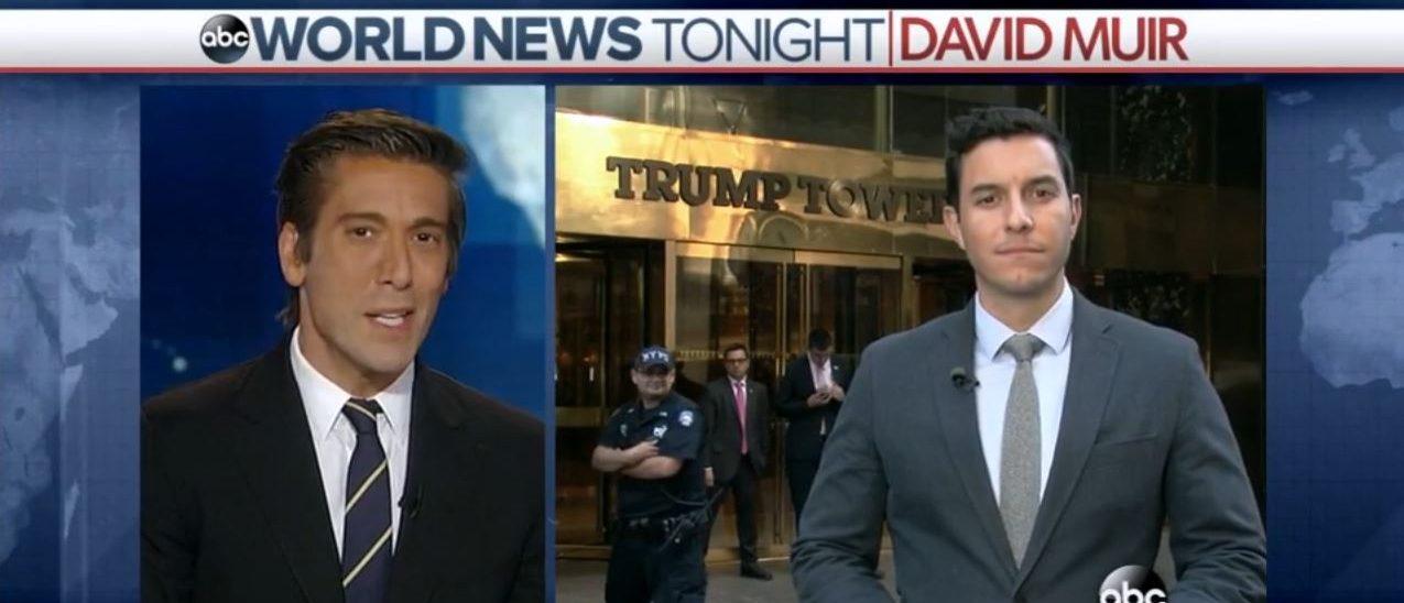 Tom Llamas, Screen Grab ABC, 6-9-2016