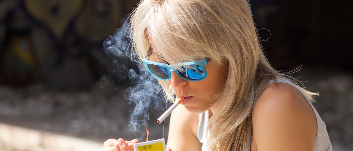 Smoking teen girls blue porn pics
