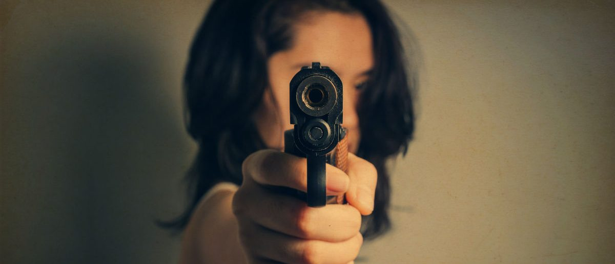 Gun, (Butsaya/Shutterstock)