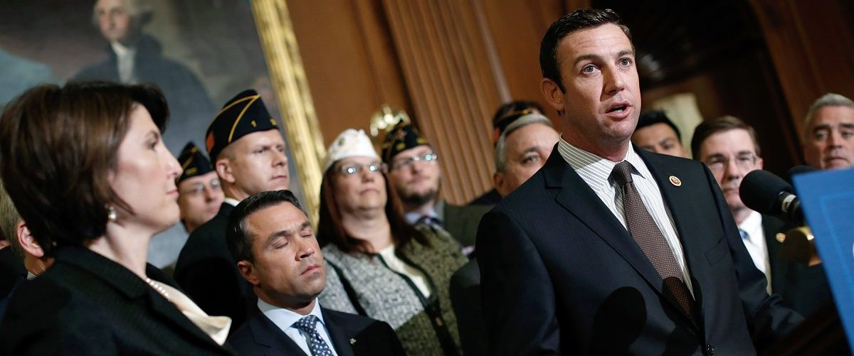 Cantor, House Republicans Hold News Conference On Protecting US Veterans