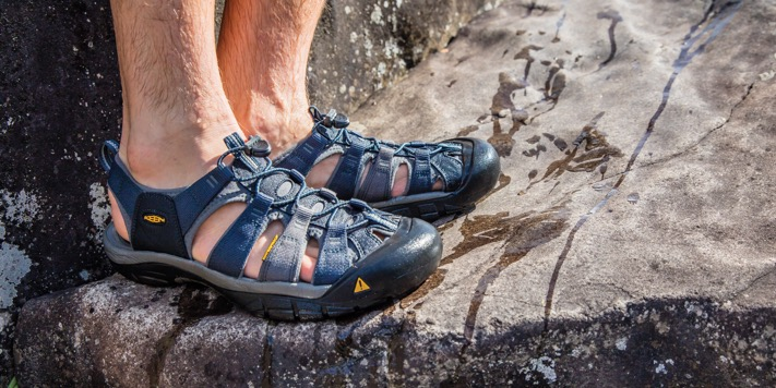 Keen shoes are on sale today (Photo via Keen)