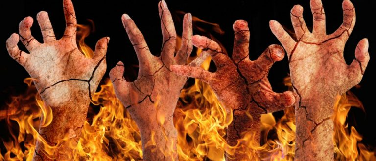 Hell (Credit: Shutterstock)