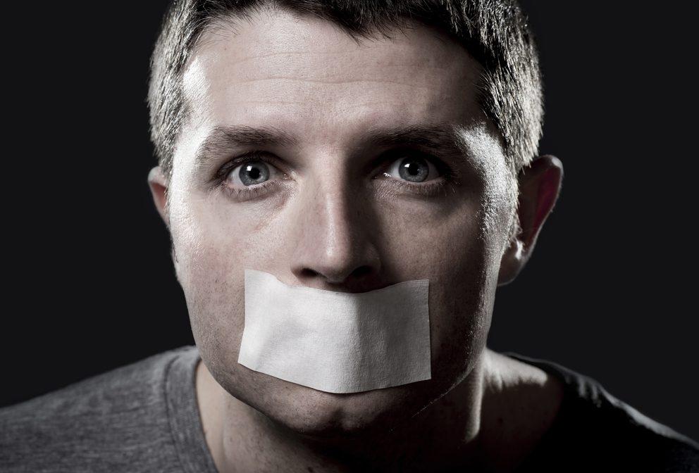 Free speech [Shutterstock/Marcos Mesa Sam Wordley]