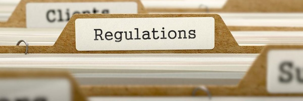 Regulations courtesy of Shutterstock