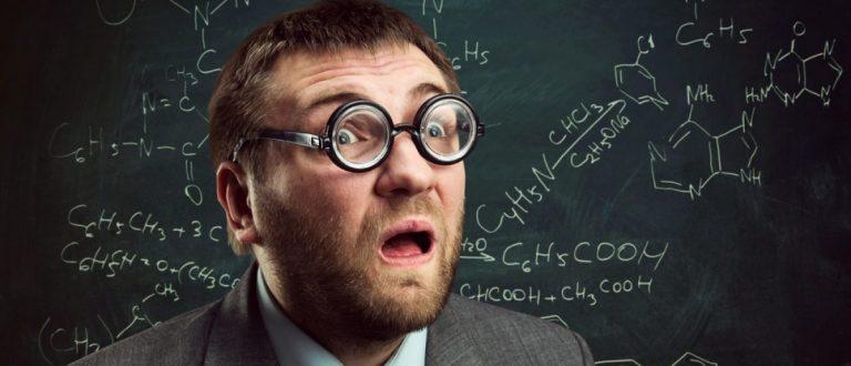 College professor. [Shutterstock/Nomad_Soul]