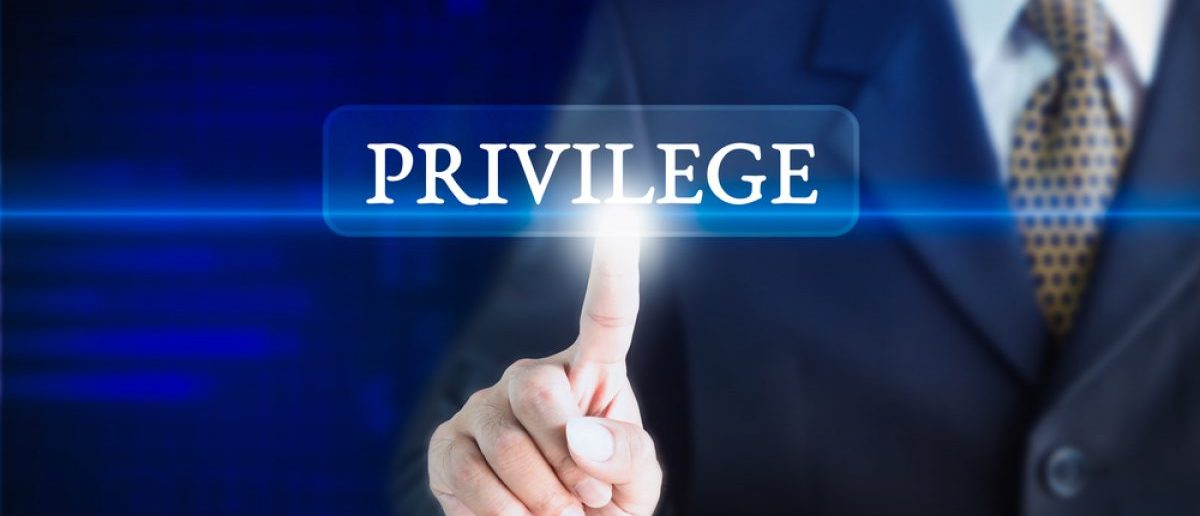 Privilege (Credit: Shutterstock)