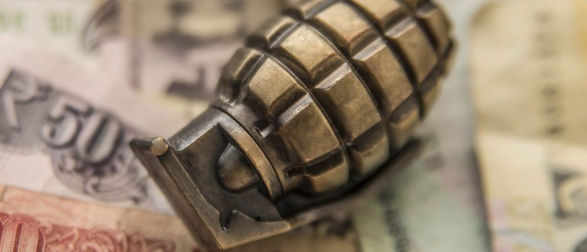 TSA Detects Fake Grenades In Carry-On Luggage. (Photo Credit: Shutterstock.com)