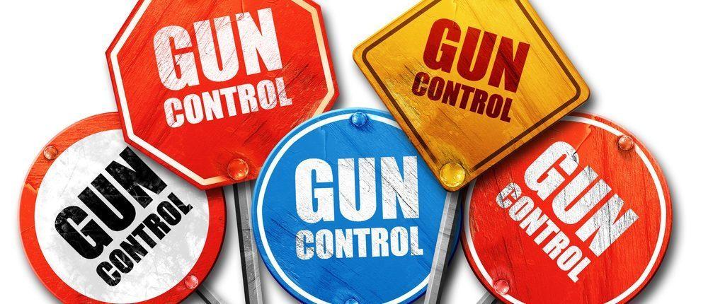 Gun control (Shutterstock)