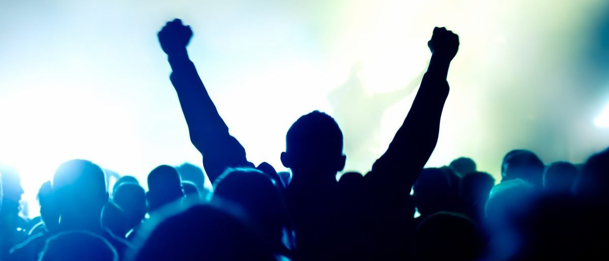 Rock show (Shutterstock/dwphotos)