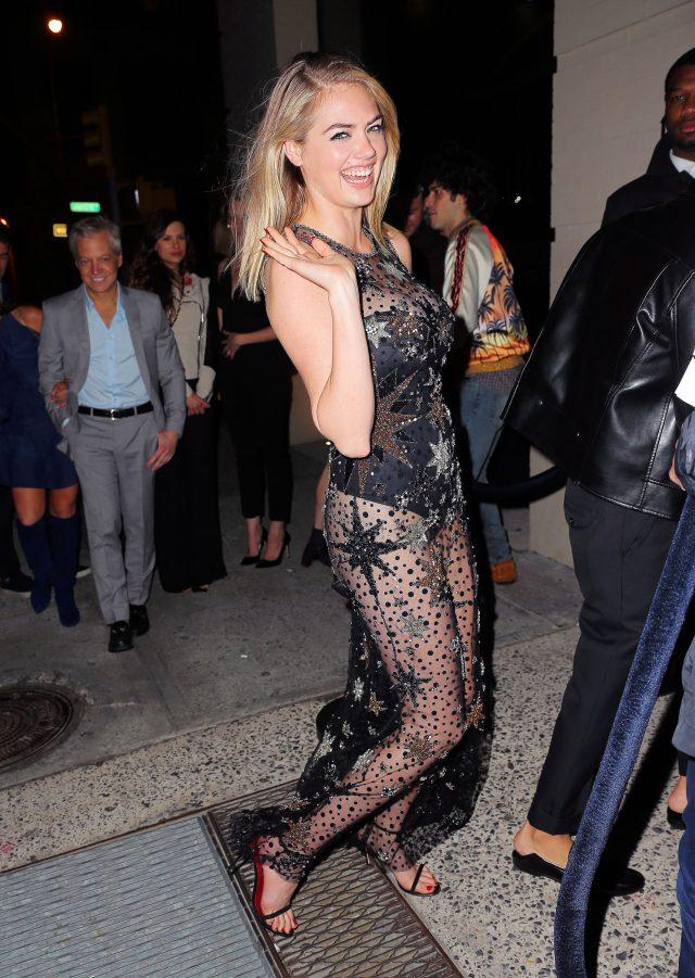 Kate Upton underwear