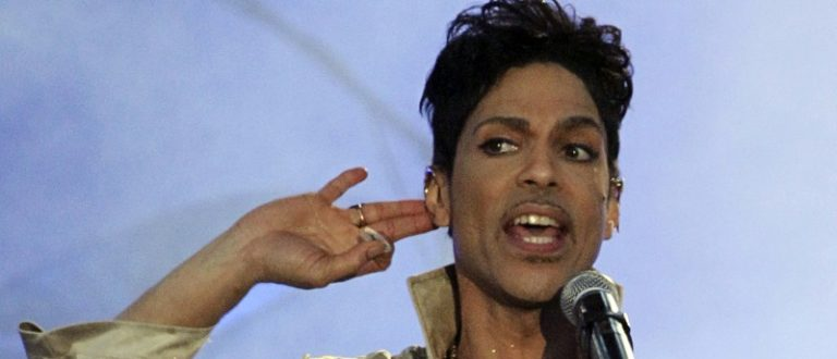 Prince performs at the Hop Farm Festival near Paddock Wood, southern England July 3, 2011. REUTERS/Olivia Harris/File Photo