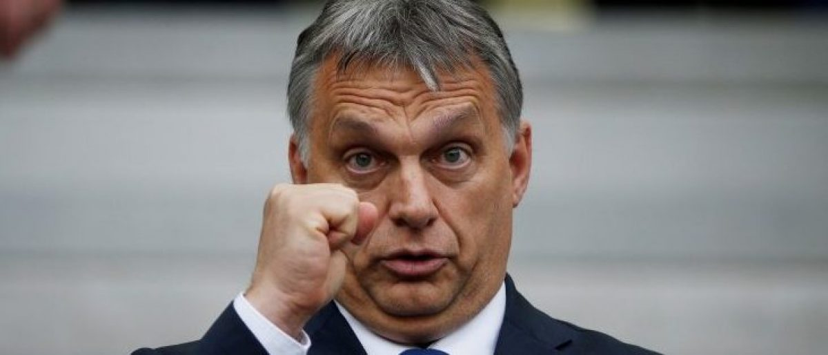 Bordeaux, France - 14/6/16 Hungarian Prime Minister Viktor Orban REUTERS/Sergio Perez/File Photo