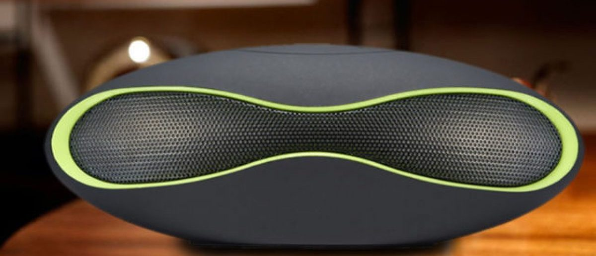 Somehow this bluetooth speaker only costs $6.89 (Photo via eBay)