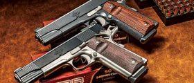 Gun Tests: Robar's TSP & JCP 1911 Pistols