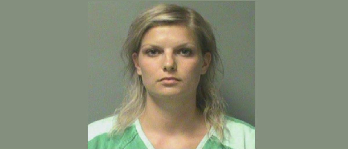 Amanda Dreier mugshot Polk County jail