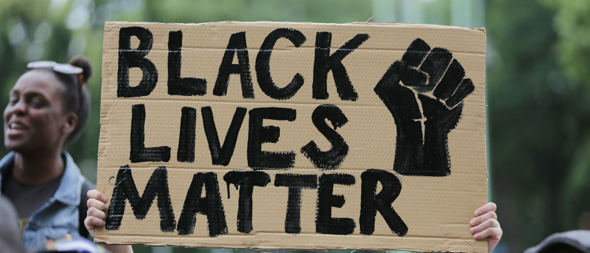 Black Lives Matter Getty Images/DANIEL LEAL-OLIVAS