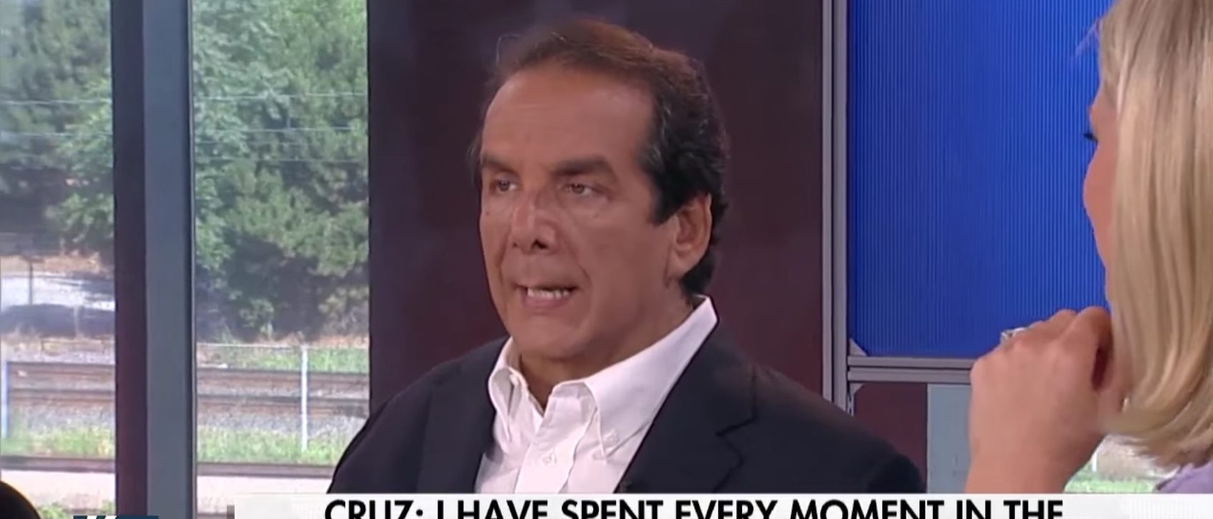 Charles Krauthammer, Screen Grab FNC, 7-21-2016