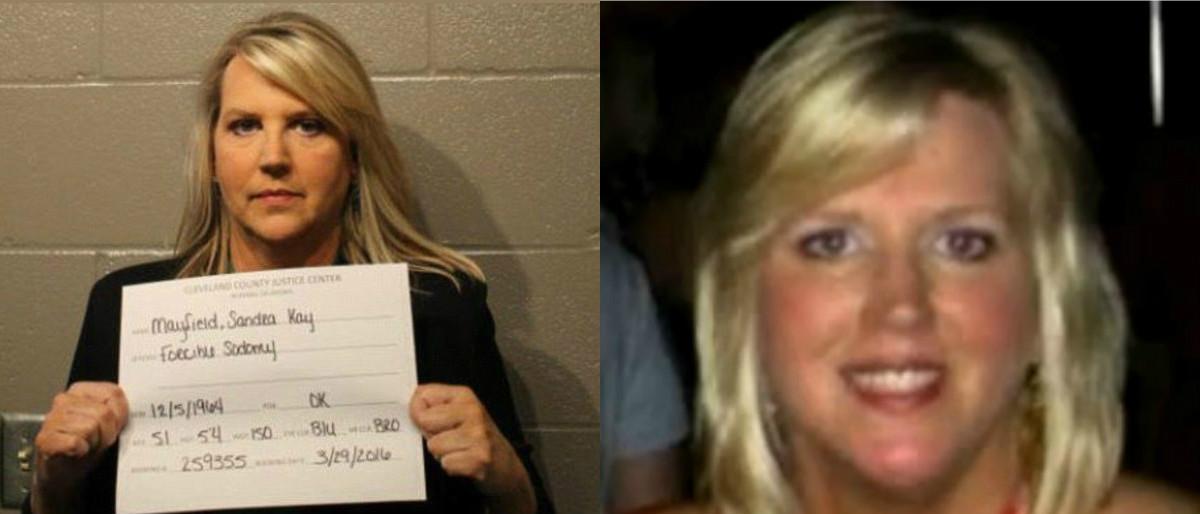 Cops 51-Year-Old Female Teacher Traumatized 17-Year-Old -5488
