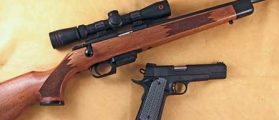 Gun Tests: Rock Island's New 1911 Pistol And M22 Rifle