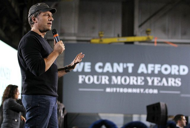Mike Rowe (Photo: Alex Wong/Getty Images)