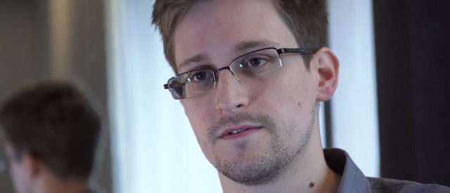 Edward Snowden (Photo: The Guardian via Getty Images)