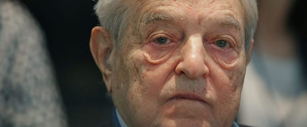 "Billionaire George Soros has shelled out millions in District Attorney races nationwide in the name of ""criminal justice reform,"" (Getty Images)"