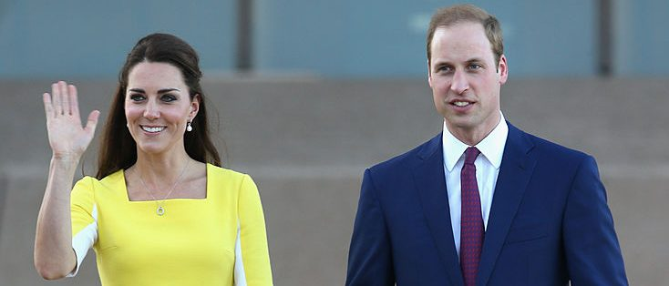 Kate Middleton in Australia with her husband Prince William (Photo: Chris Jackson/Getty Images)