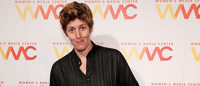Sally Kohn attends The Women's Media Center 2015 Women's Media Awards (Getty Images)