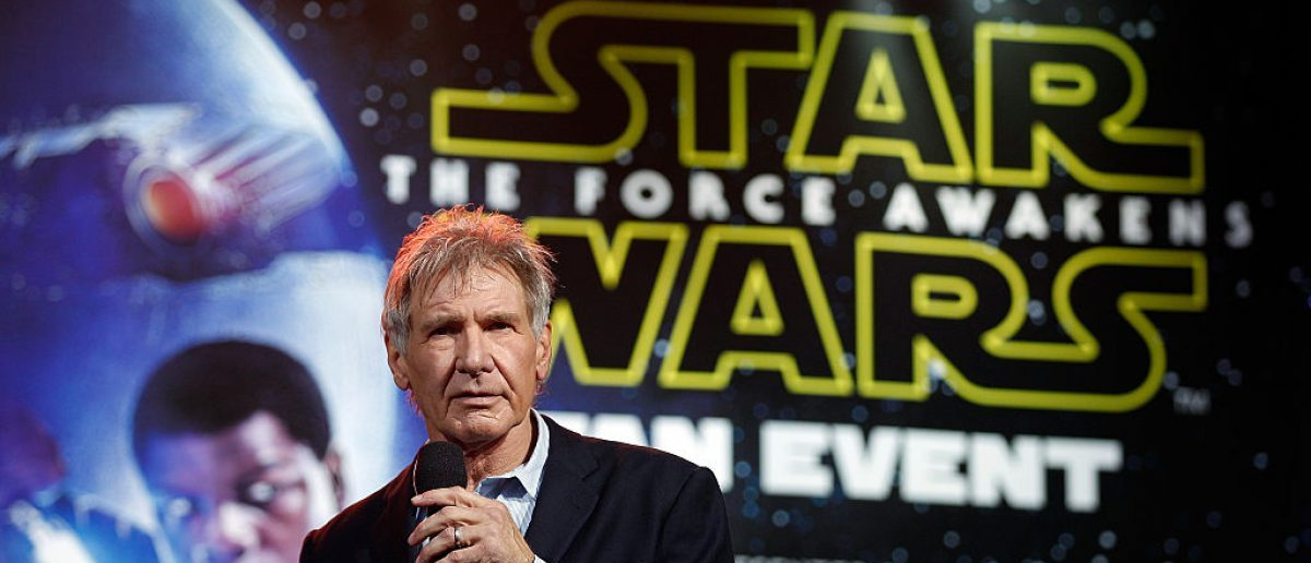 XXX attends the Star Wars: The Force Awakens fan event at Sydney Opera House on December 10, 2015 in Sydney, Australia. GettyImages-500743012