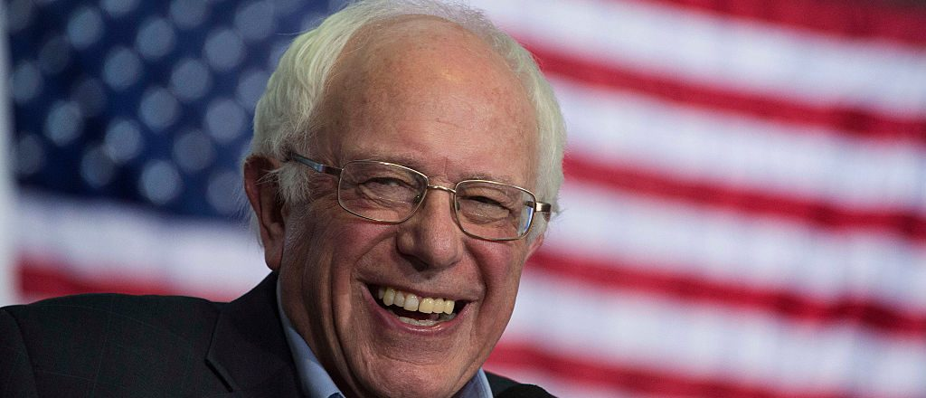 Bernie Sanders (Photo: JIM WATSON/AFP/Getty Images)