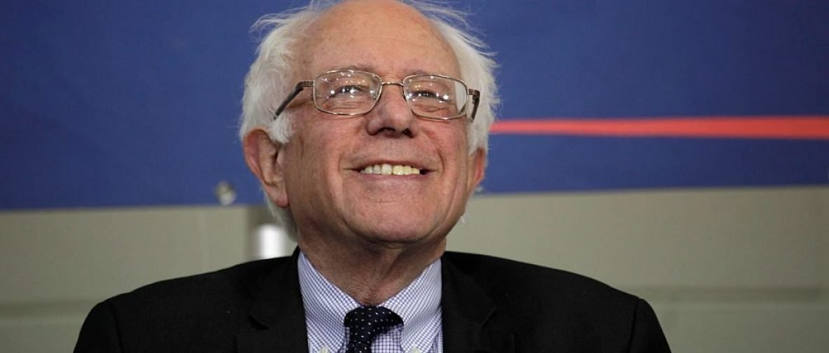 Bernie Sanders Holds Town Hall In Milwaukee, Wisconsin (Photo: Darren Hauck/Getty Images)