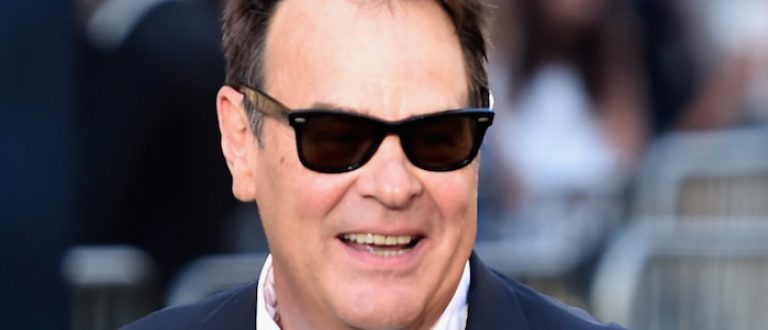 Actor Dan Aykroyd arrives at the Premiere of Sony Pictures' 'Ghostbusters' at TCL Chinese Theatre on July 9, 2016 in Hollywood, California