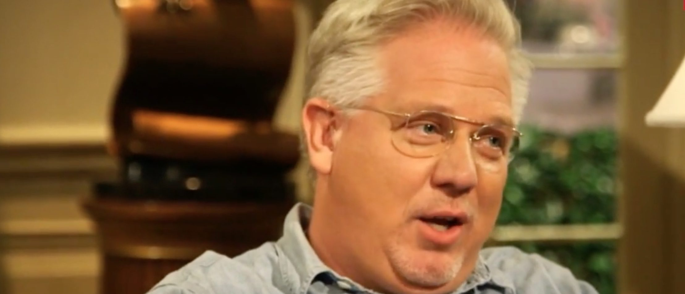 Glenn Beck, Screen Grab YouTube, 7-14-2016
