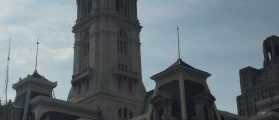 U.S. Flags Disappear From Atop Philadelphia City Hall, City Official Says They Were Added To DNC Stage