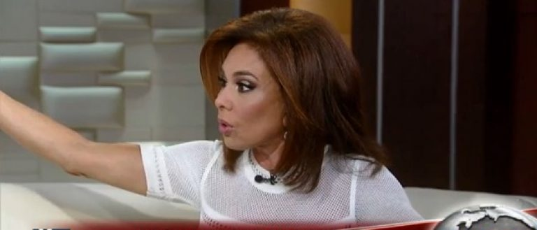 Jeanine Pirro, Screen Grab Fox News, 7-15-2016