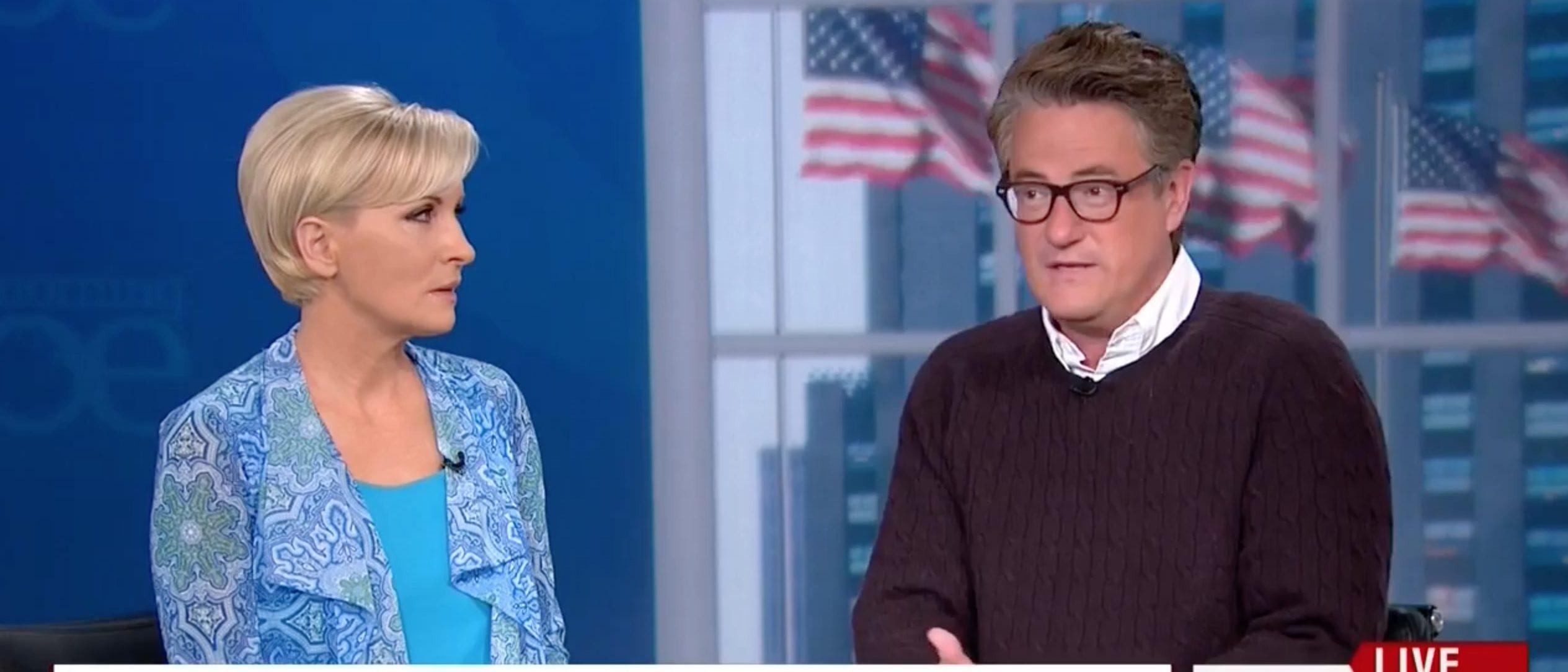 Joe Scarborough, Screen Grab MSNBC, 7-6-2016
