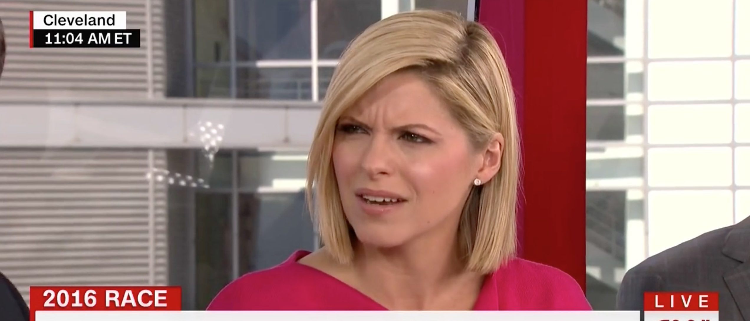 Kate Bolduan, Screen Grab CNN, 7-20-2016